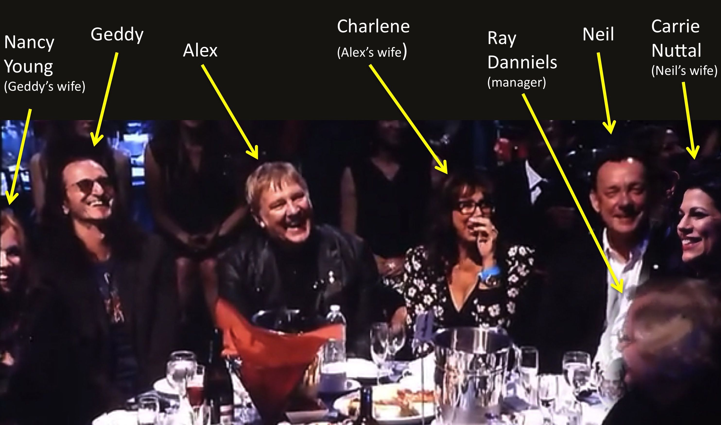 Lifeson, Charlene Biography