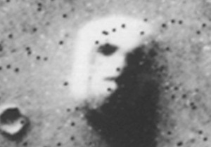 face on mars and moon - photo #16
