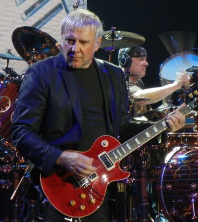 Hammering On And Pulling Off With Alex Lifeson Rush Vault